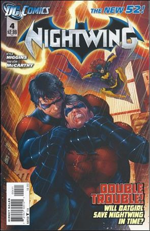 Nightwing (2011) 4-A