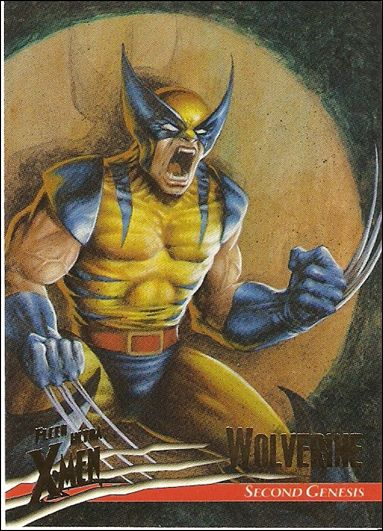 1996 Fleer Ultra X-Men: Wolverine (Base Set) 19-A by Fleer
