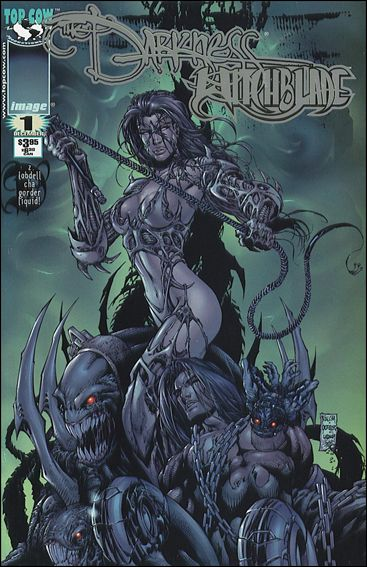 Darkness/Witchblade Special 1-B by Top Cow