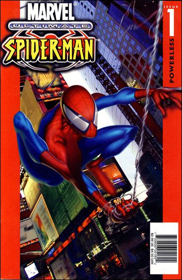Ultimate Spider-Man (2000) 1-E by Marvel
