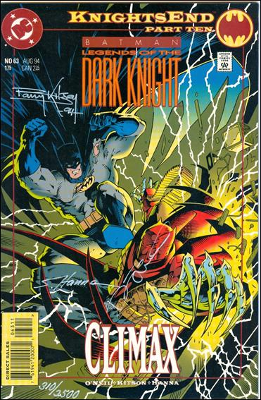 Batman: Legends of the Dark Knight 63-B by DC