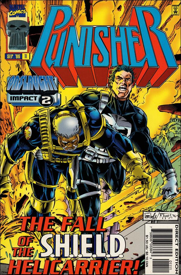 Punisher (1995) 11-A by Marvel