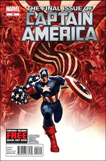 Captain America (2011) 19-A by Marvel