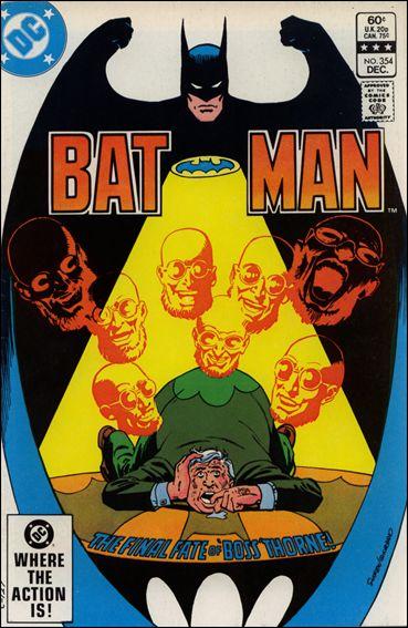 Batman (1940) 354-A by DC