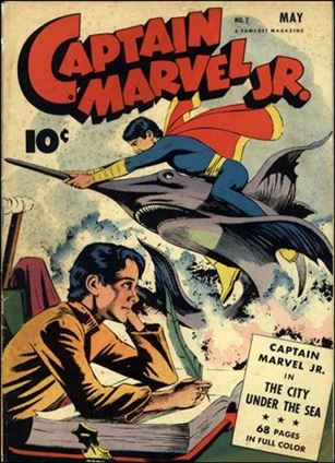 Captain Marvel Jr. 7-A