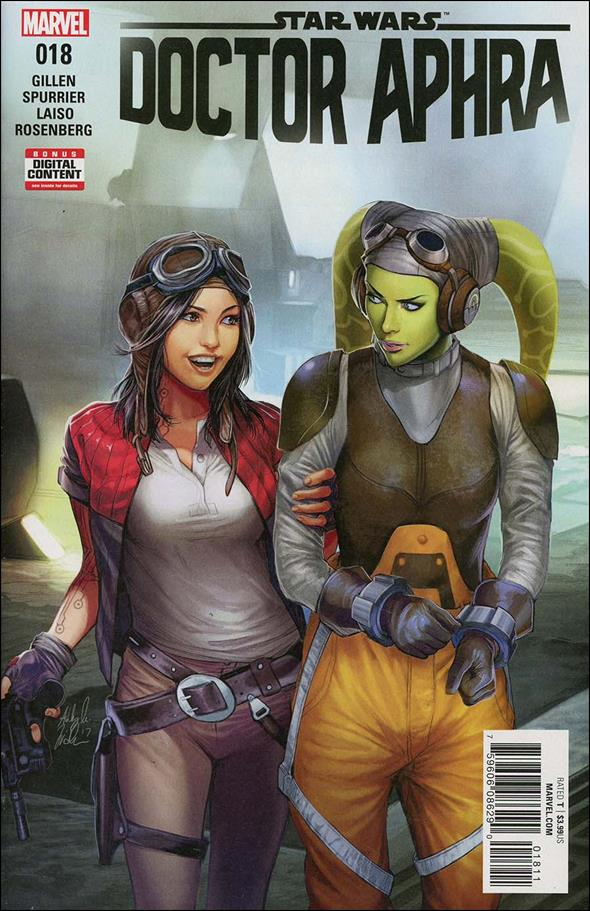 Doctor Aphra 18-A by Marvel