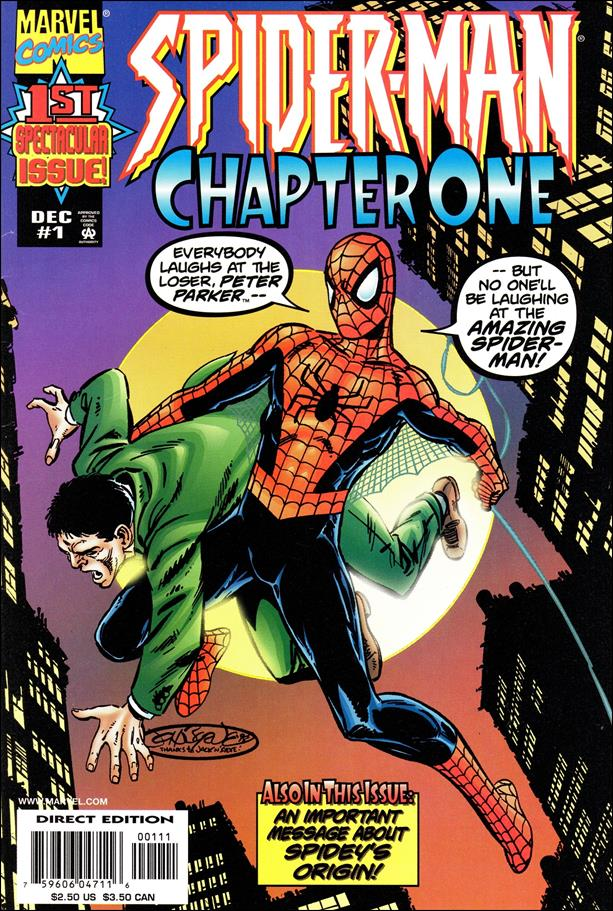 Spider-Man: Chapter One 1-A by Marvel