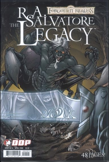 Forgotten Realms: The Legacy 2-A by Devil's Due