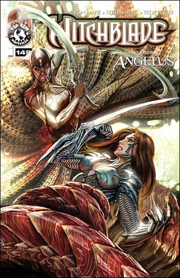 Witchblade 149-A by Top Cow