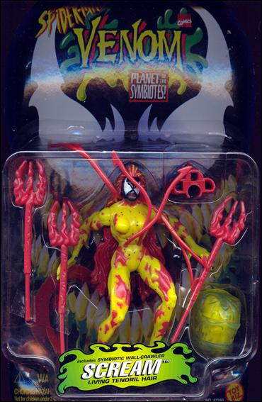 Venom: Planet of the Symbiotes Scream by Toy Biz