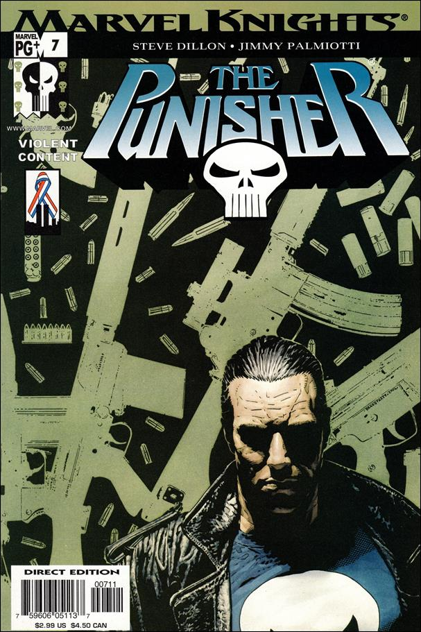 Punisher (2001) 7-A by Marvel