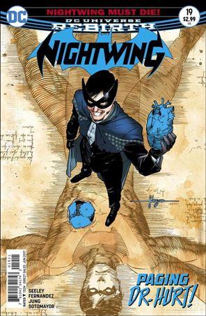 Nightwing (2016) 19-A