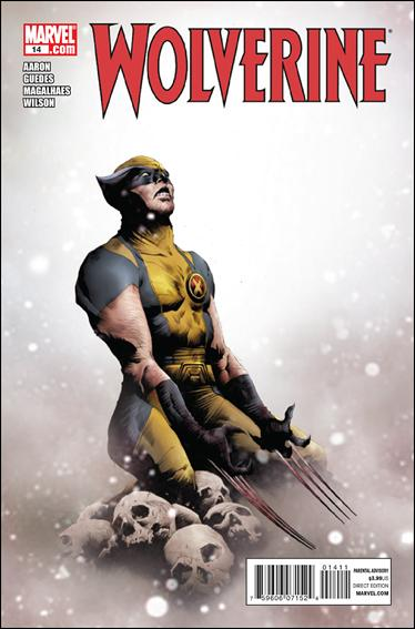 Wolverine (2010) 14-A by Marvel