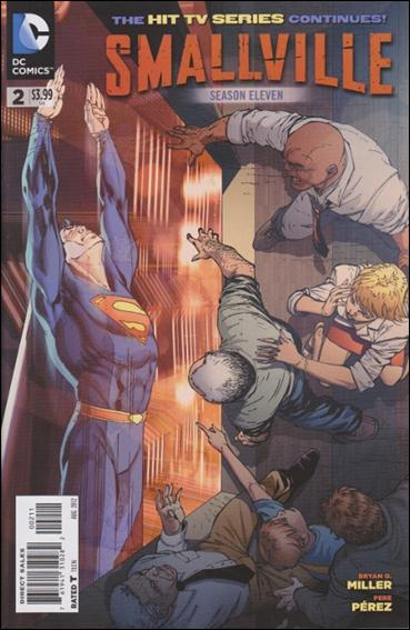 Smallville Season 11 2-A by DC