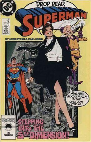Superman (1987) 11-A