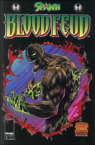 Spawn Blood Feud 3-A by Image
