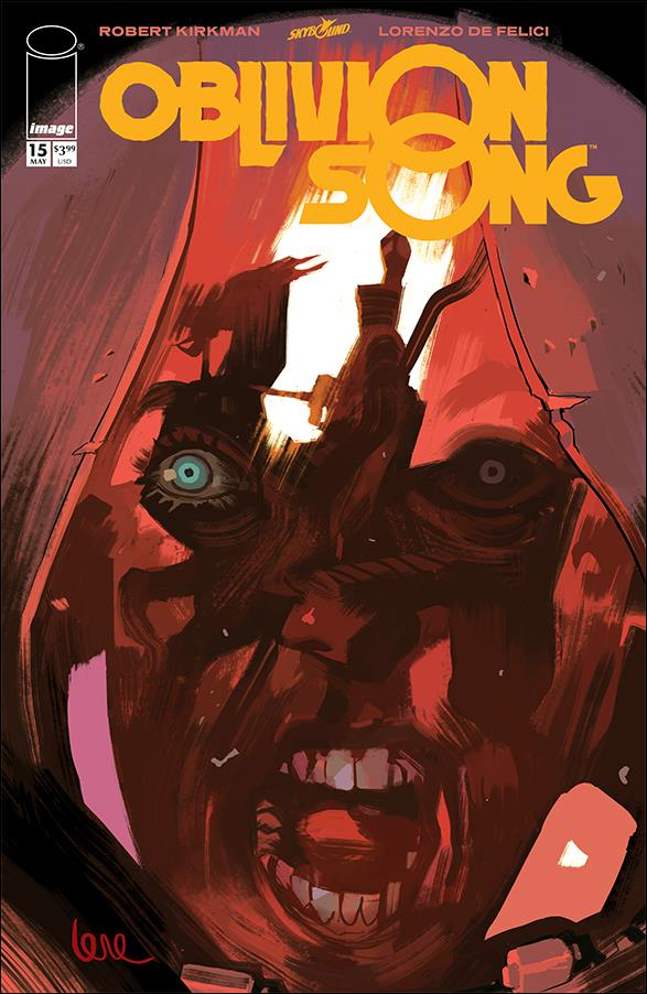 Oblivion Song 15-A by Skybound Entertainment