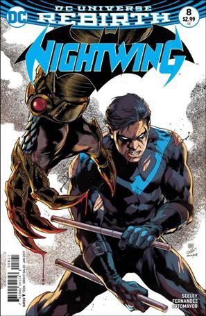 Nightwing (2016) 8-B