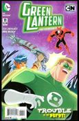 Green Lantern: The Animated Series 11-A