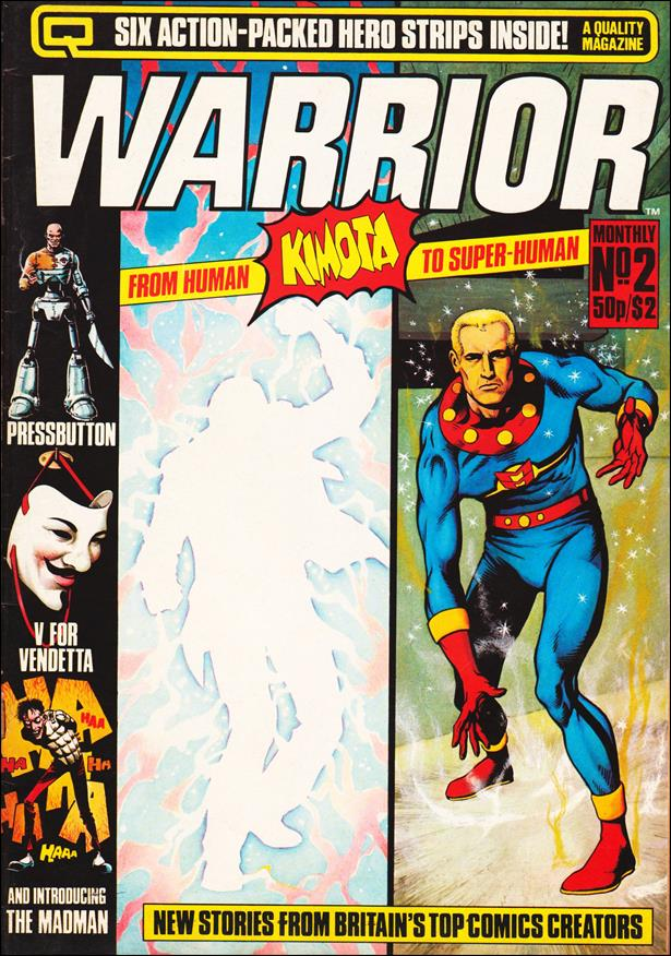 Warrior (UK) 2-A by Quality Communications