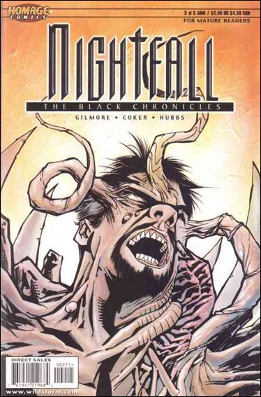 Nightfall: The Black Chronicles 2-A by WildStorm