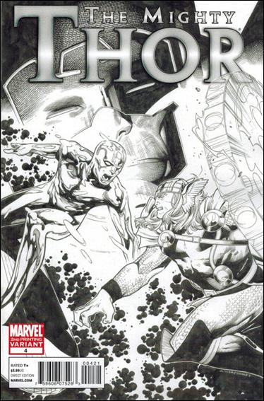 Mighty Thor (2011) 4-B by Marvel