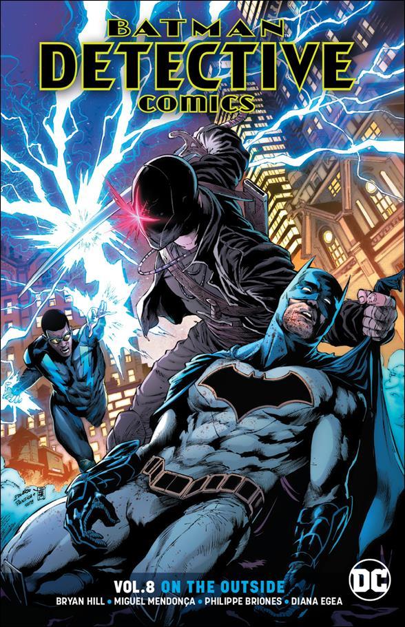 Batman: Detective Comics 8-A by DC