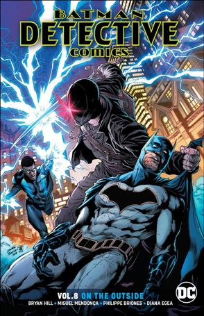 Batman: Detective Comics 8-A