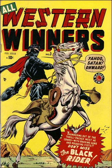 All Western Winners 3-A by Marvel
