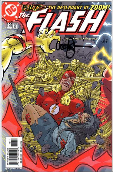 Flash (1987) 198-B by DC