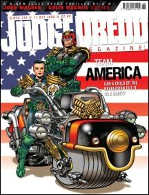 Judge Dredd Megazine (2003) 250-A by Rebellion