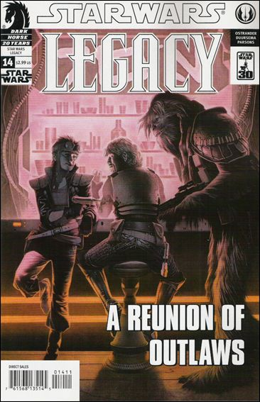 Star Wars: Legacy (2006) 14-A by Dark Horse