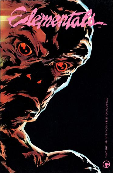 Elementals (1985) 2-A by Comico