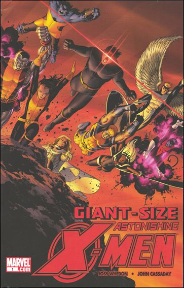 Giant-Size Astonishing X-Men 1-A by Marvel