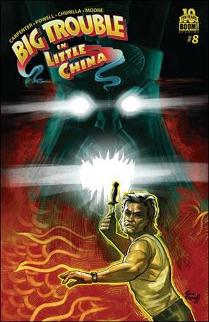 Big Trouble In Little China 8-A