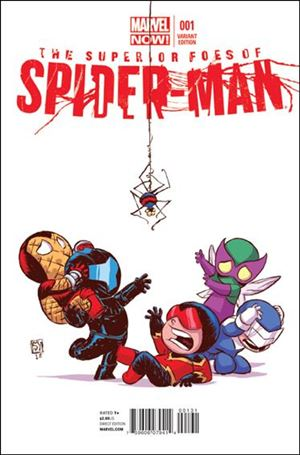 Superior Foes of Spider-Man 1-D