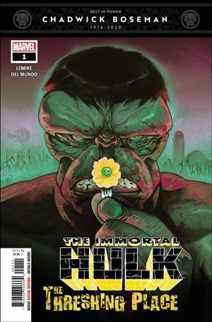 Immortal Hulk: The Threshing Place 1-A