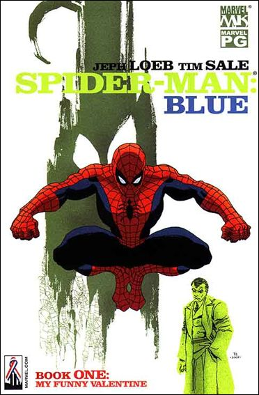 Spider-Man: Blue 1-A by Marvel