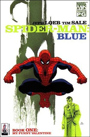 Spider-Man: Blue 1-A
