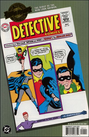 Millennium Edition: Detective Comics 327-A by DC