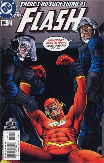 Flash (1987) 164-A by DC