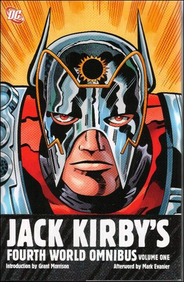 Jack Kirby's Fourth World Omnibus 1-A by DC