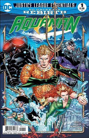 Aquaman (2016) 1-D