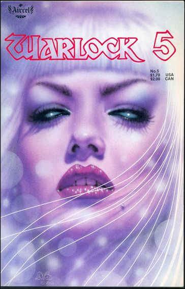 Warlock 5 (1987) 6-A by Aircel