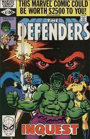 Defenders (1972) 87-A