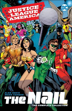 Justice League of America: The Nail - The Complete Collection nn-A