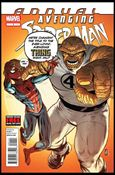 Avenging Spider-Man Annual 1-A