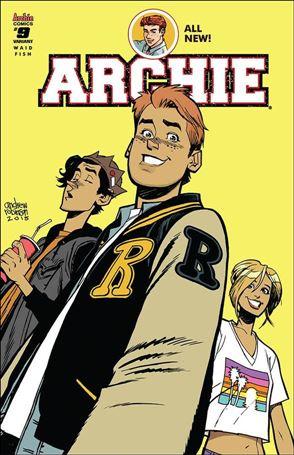 Archie (2015) 9-C