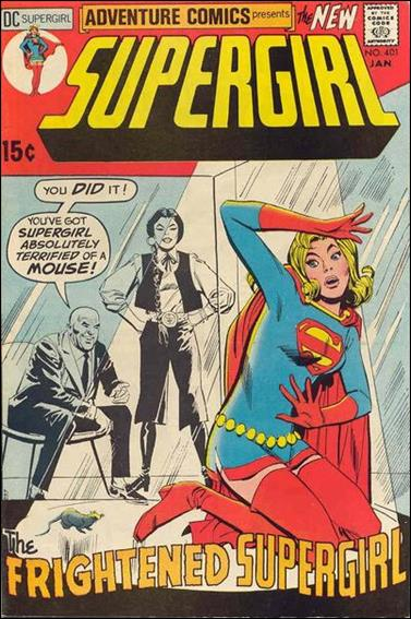 Adventure Comics (1938) 401-A by DC