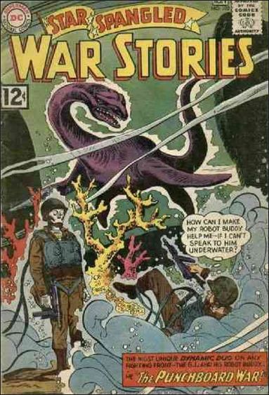 Star Spangled War Stories (1952) 102-A by DC